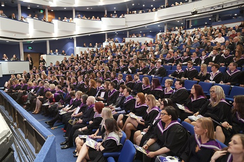 Inverness College UHI Graduation