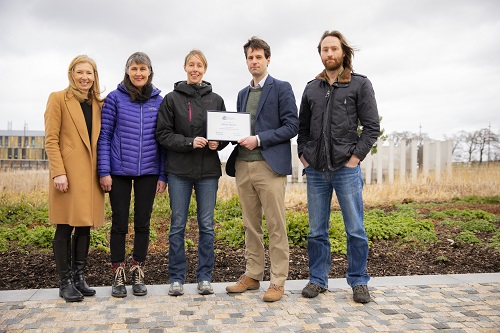 Inverness College UHI student receives Scottish Land Commission award