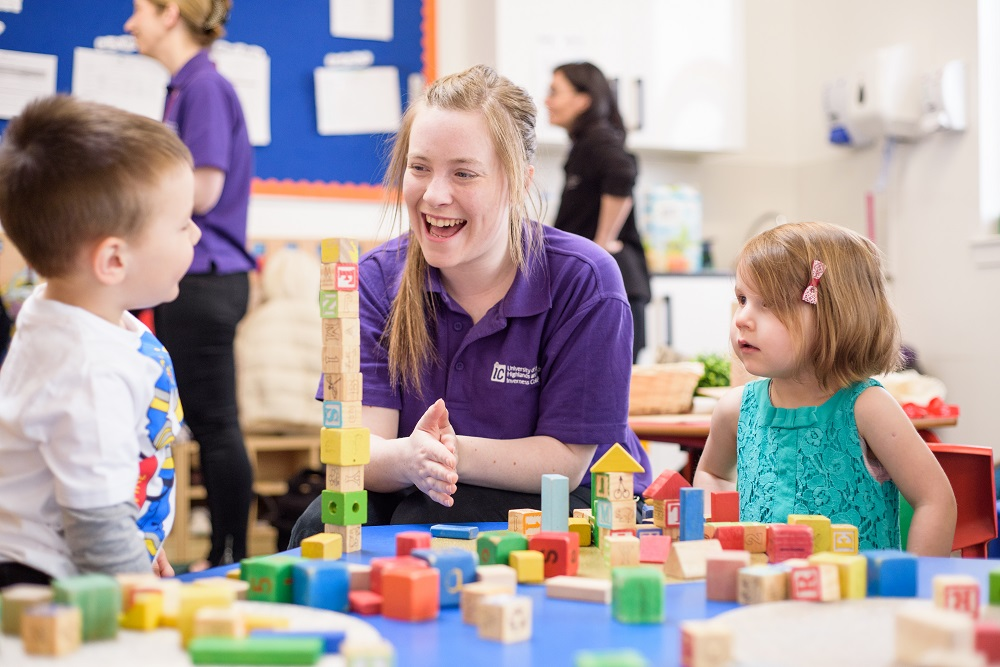 Early Learning and Childcare Centre receives 'excellent' rating from Care Inspectorate