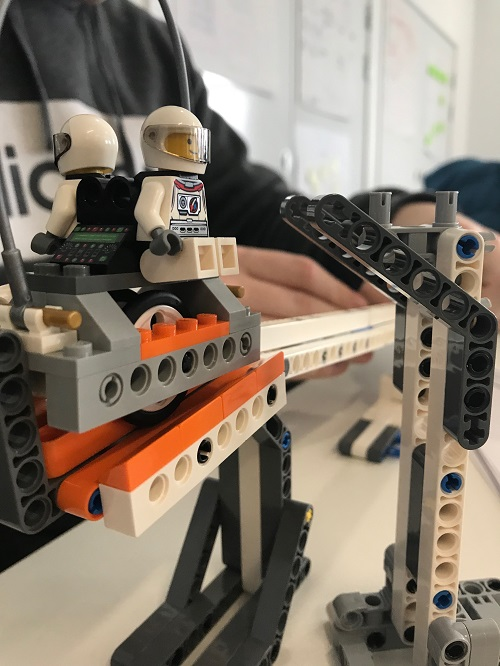 Inverness College UHI hosts Lego League