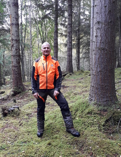 New Head appointed at Scottish School of Forestry