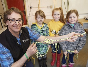 Scottish School of Forestry inspires future foresters