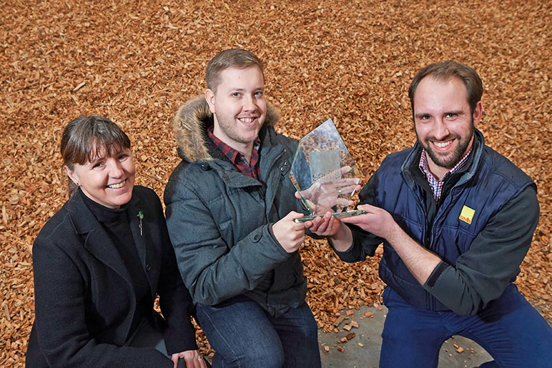 Scottish School of Forestry student wins Savills Forestry and Sustainability Award