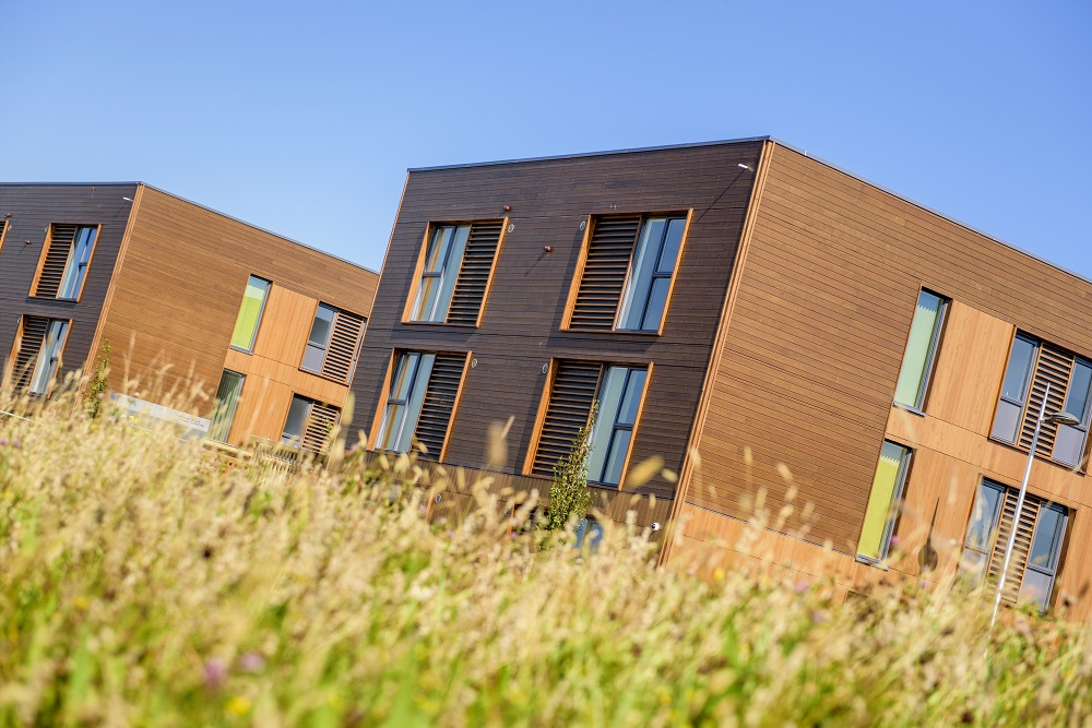 Student Accommodation in Inverness, residences courtesy and copyright of HIE and Tim Winterburn